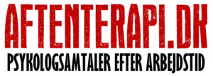 Aftenterapi logo